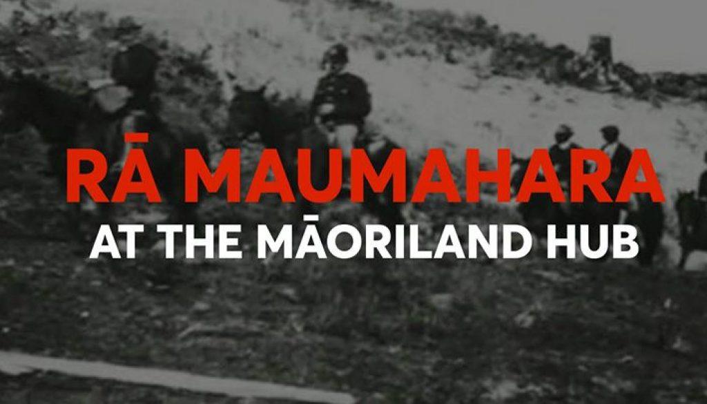 Rā Maumahara - The East Coast Wars