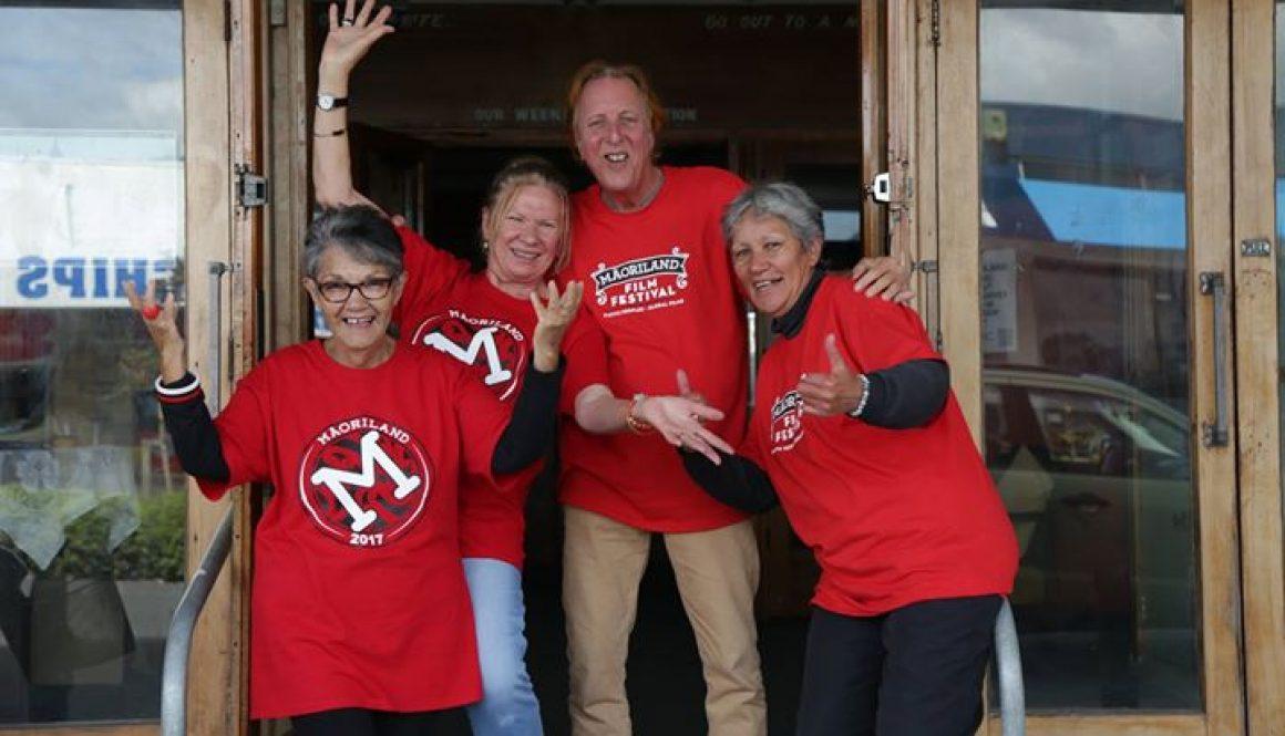 Volunteer for Māoriland 2018